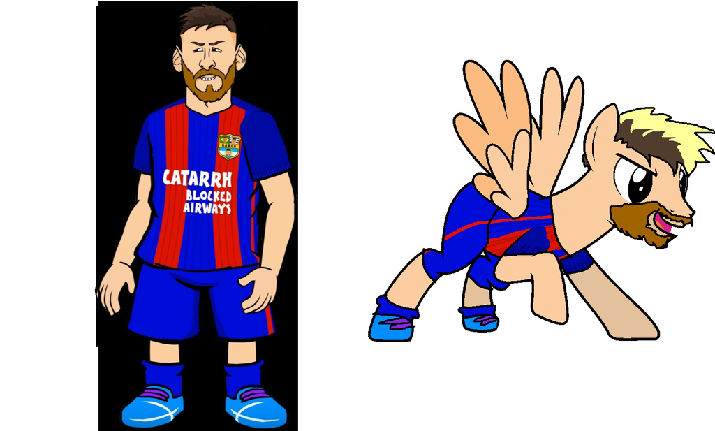 Messi Clipart