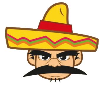 350x288 Mexican Hat Clip Art Clipart