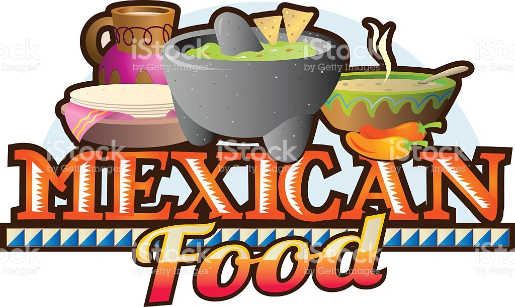 1024x612 Awesome Design Ideas Mexican Food Clipart Of Icons K6670213 Search