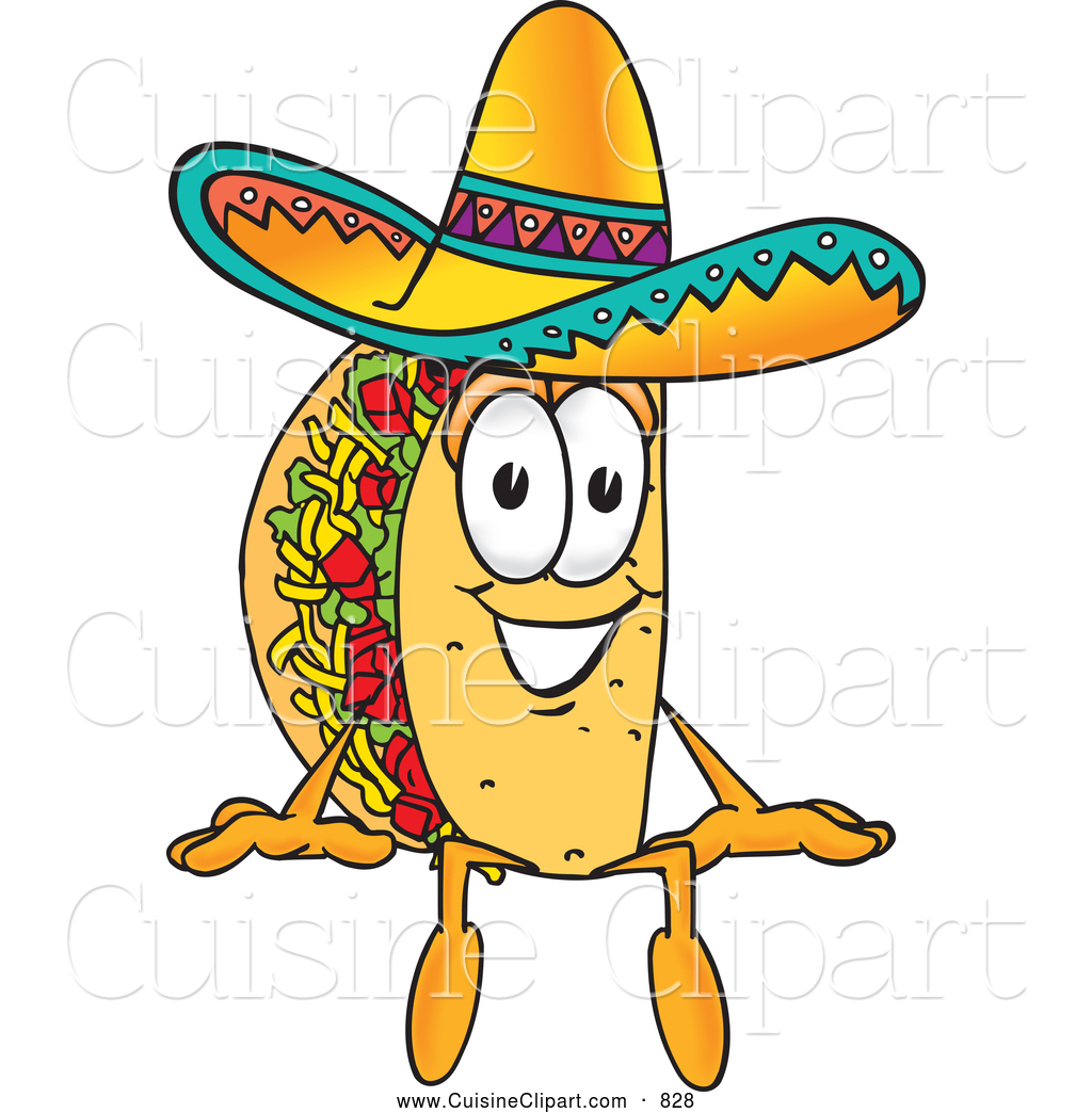 1024x1044 Clipart Mexican Food