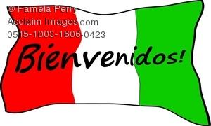 300x180 Mexican Flag Clip Art Free Clipart Panda