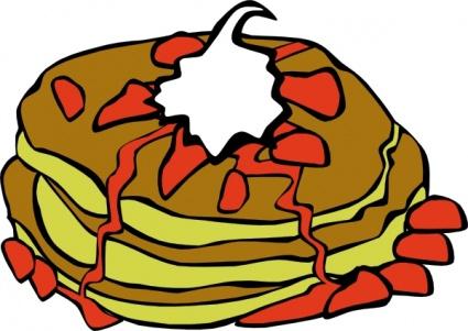 425x301 Image Of Food Clip Art