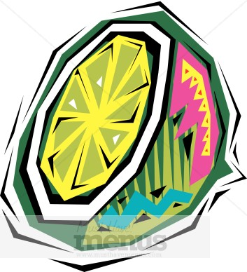 353x388 Lime Squeeze Clipart Mexican Food Clipart