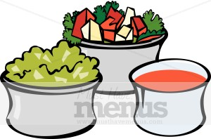 300x198 Taco Sides Clipart Mexican Food Clipart