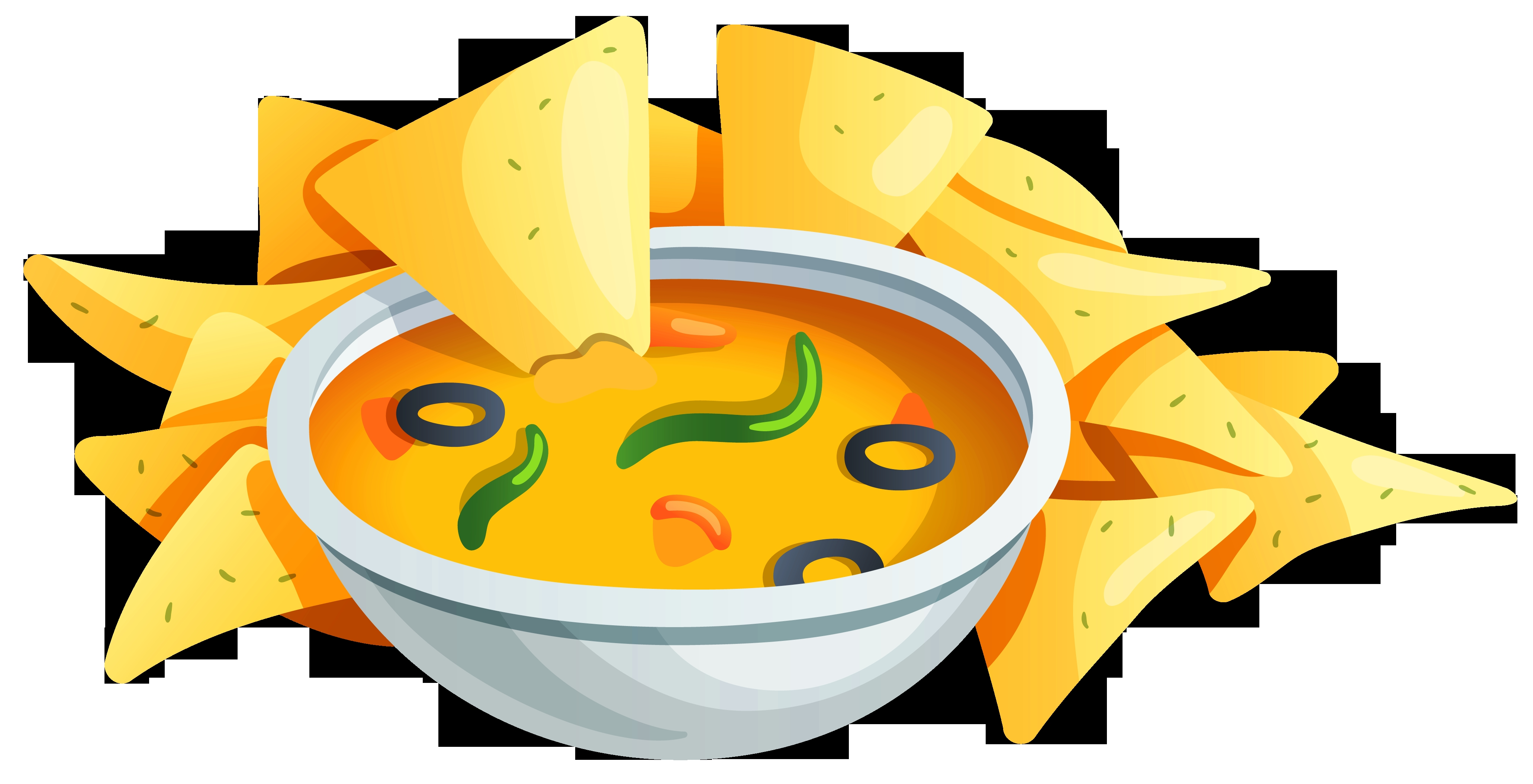 4123x2109 Awesome Mexican Food Clipart Collection