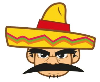 350x288 Mexican Hat Clip Art Clipart Free Clipart Gmk Mexican