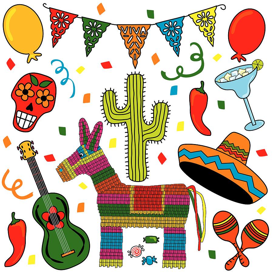 900x900 Clip Art Mexico Clip Art