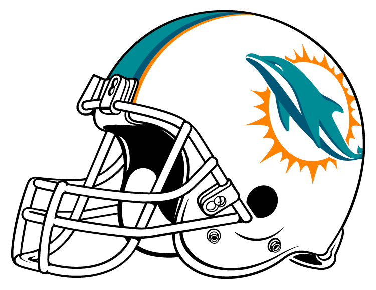 Miami dolphins clipart at getdrawings free for personal use 750x580 miami dolphins helmet clipart voltagebd Choice Image