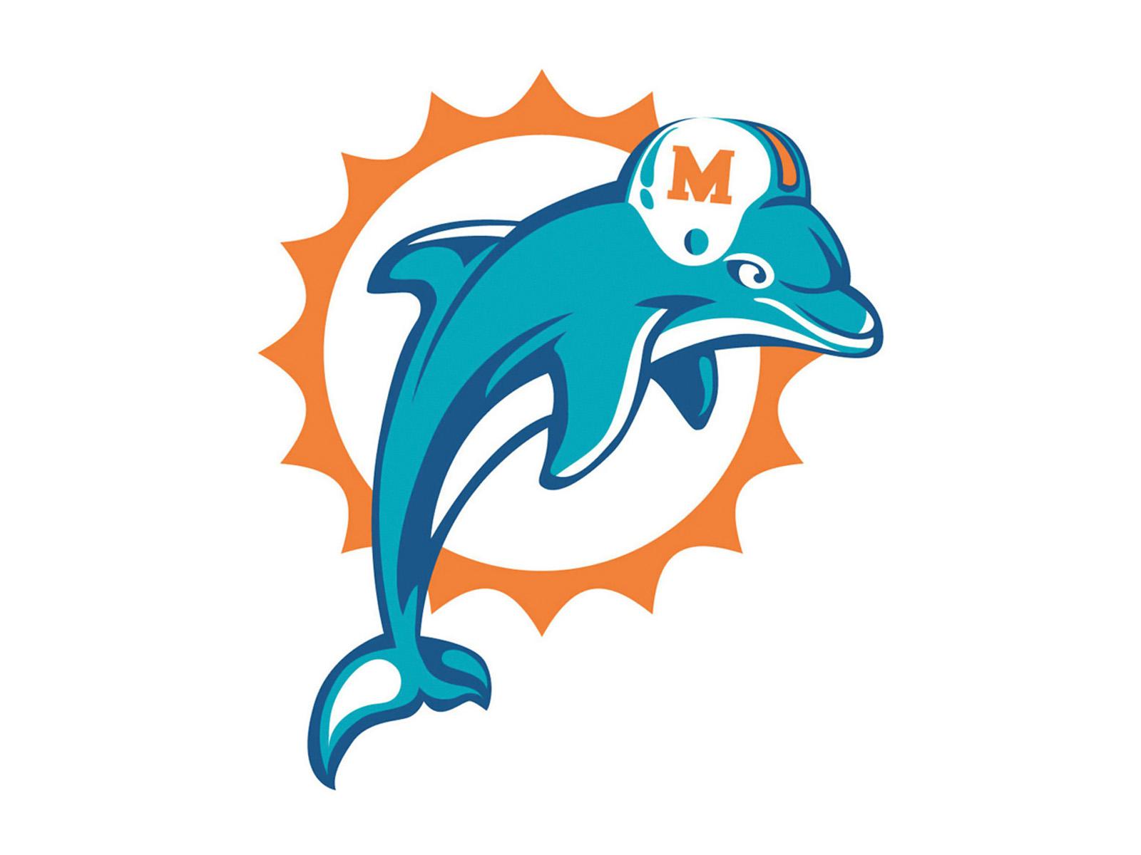 1600x1200 Miami Dolphin Logo Clip Art Clipart