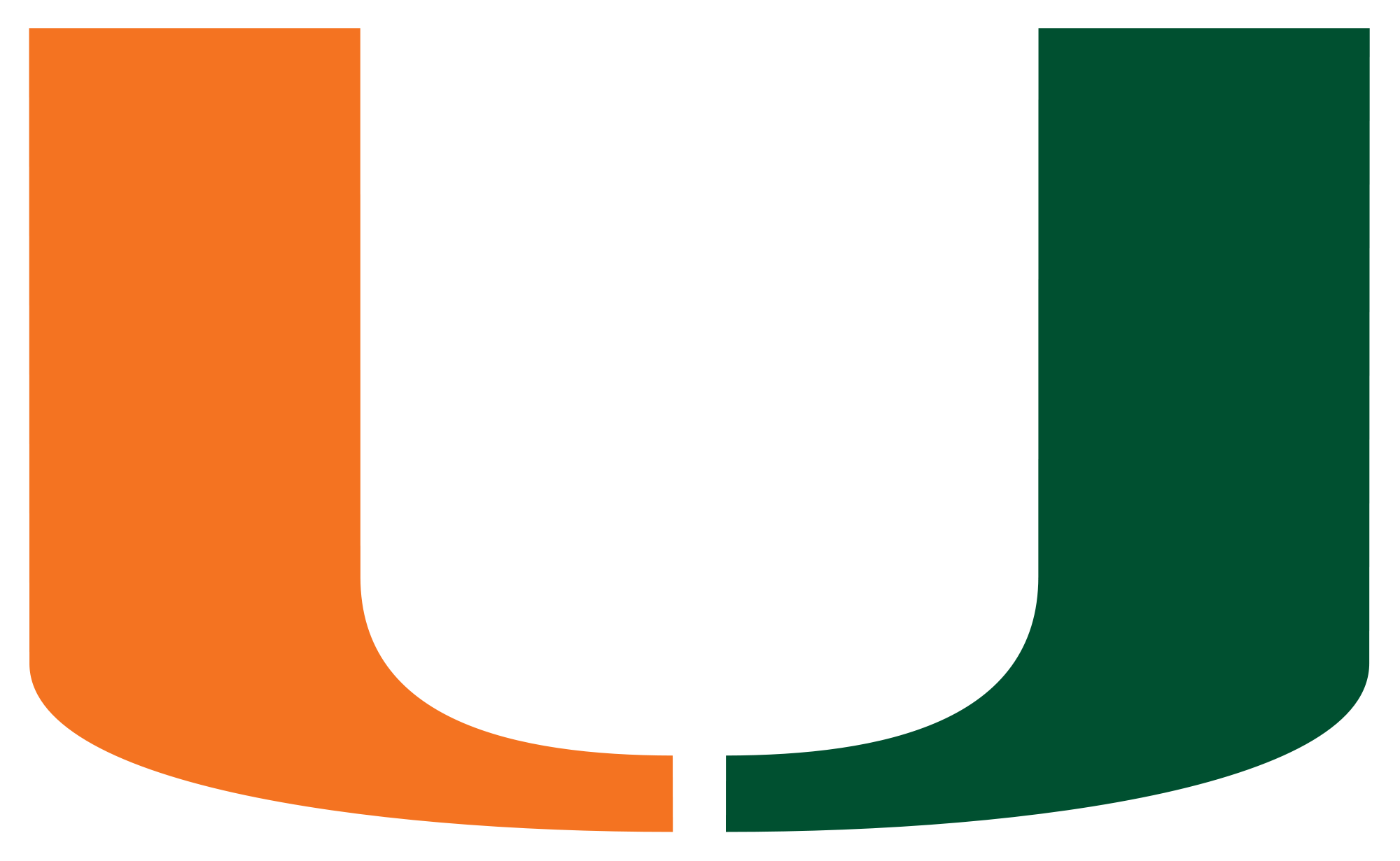 2000x1231 Collection Of University Of Miami Clipart High Quality, Free