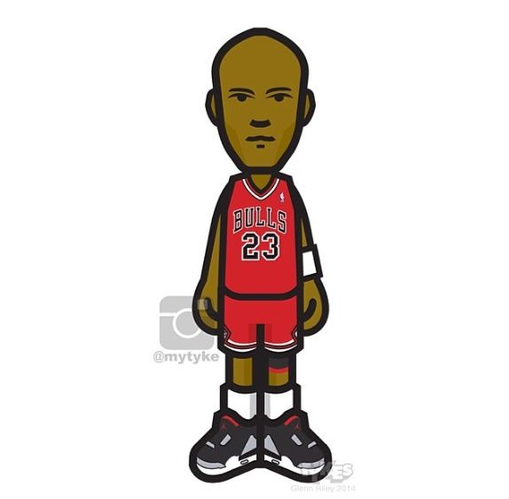 Michael Jordan Clipart