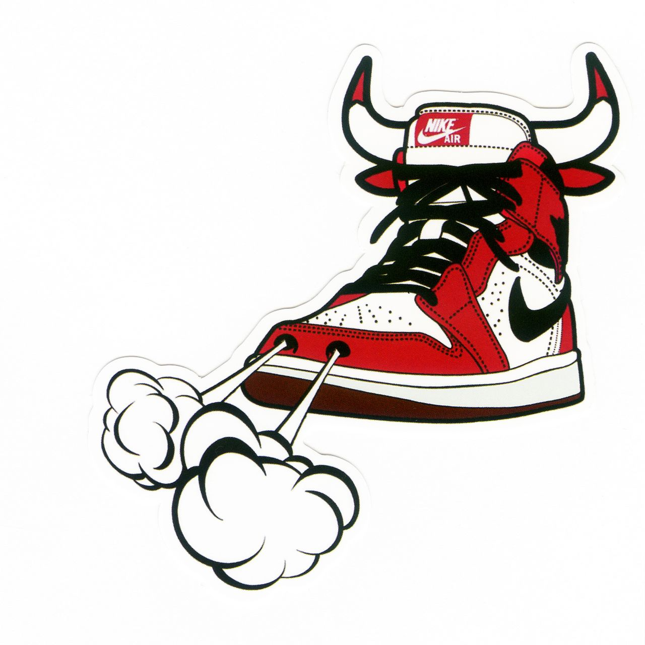 1280x1280 Jordan 1 Clip Art