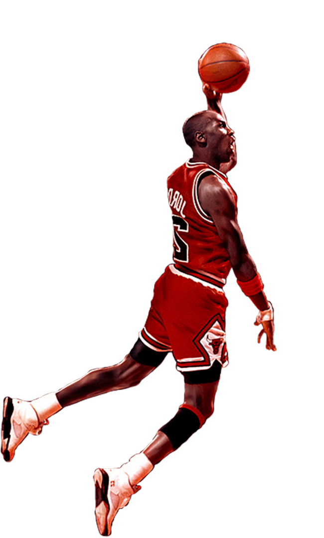 650x1080 Michael Jordan Dunk Transparent Png