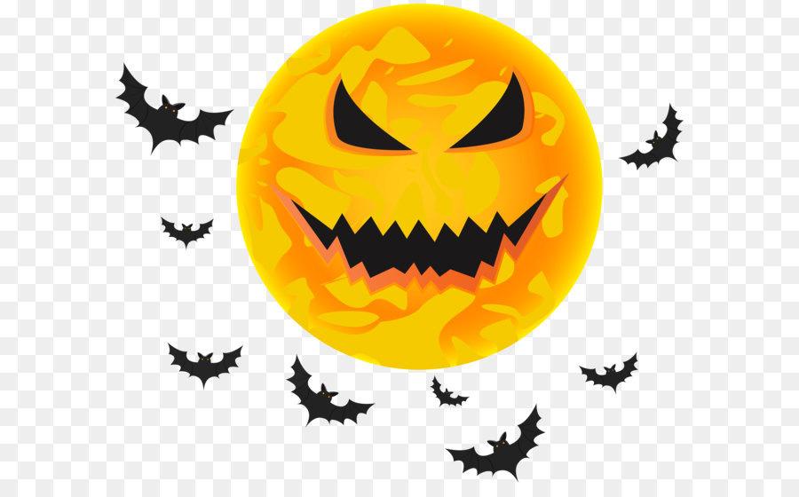 900x560 Halloween Black Moon Clip Art
