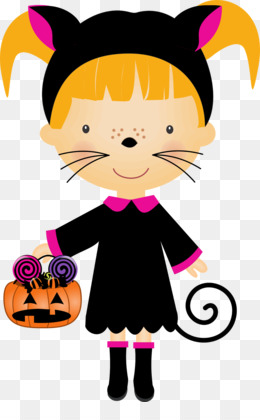 260x420 Halloween Clipart Png And Psd Free Download
