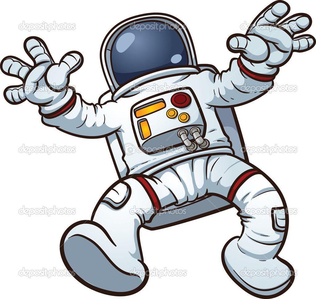 1023x970 Astronaut Clipart