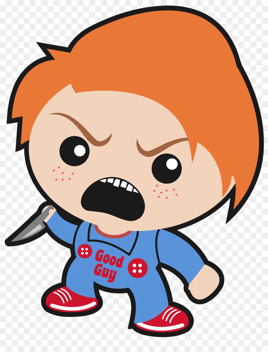 900x1180 Chucky Freddy Krueger Michael Myers Clip Art