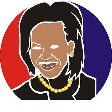 360x360 Michelle Obama Unisex T Shirt By Sasaso Redbubble