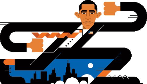 600x343 Chicago Says Goodbye To Obama, Again Chicago Magazine January 2017