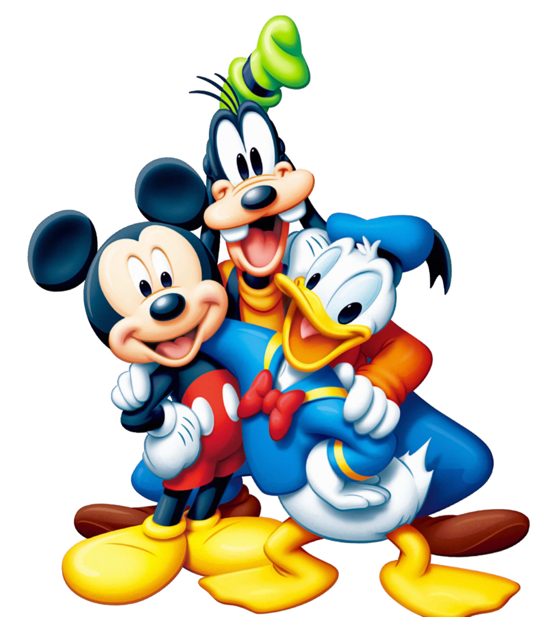 2241x2560 Mickey Mouse And Friends Png Clipartu200b Gallery Yopriceville