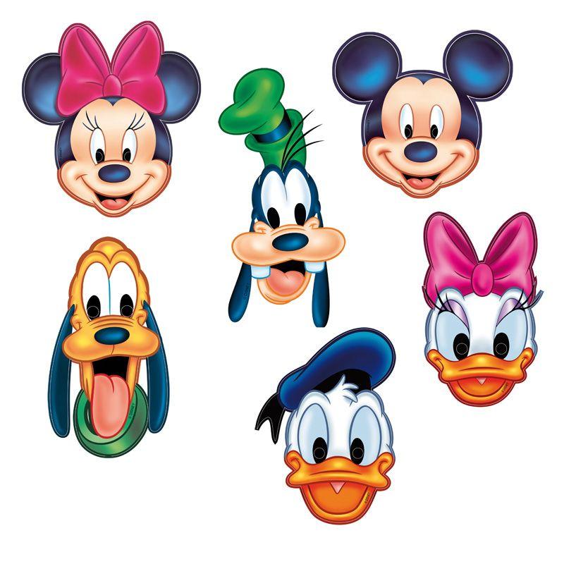 800x800 Donald @ Dasiy Cu Personajele Disney, Mickey, Minnie, Donald
