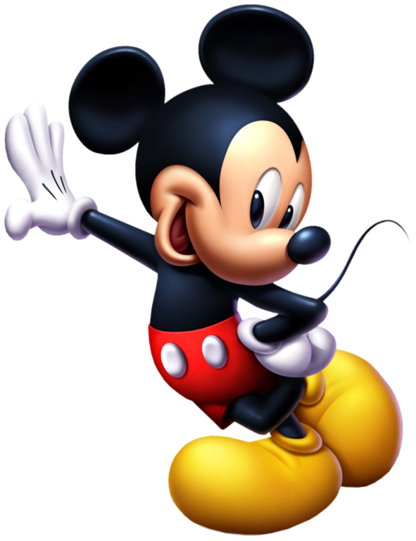 591x768 Mickey Mouse Png Images Free Download