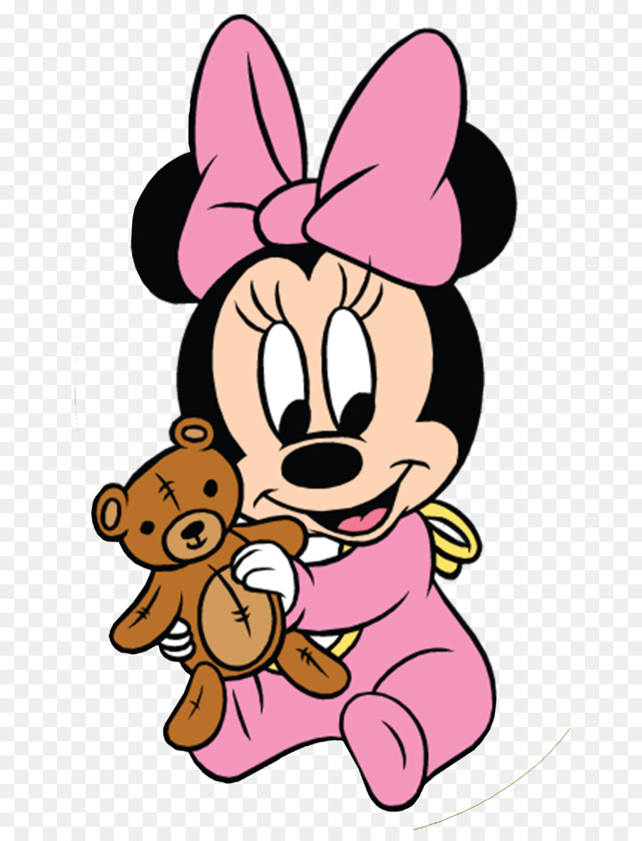 900x1180 Baby Minnie Mouse Picture Mickey Infant Clip Art Png Coloring
