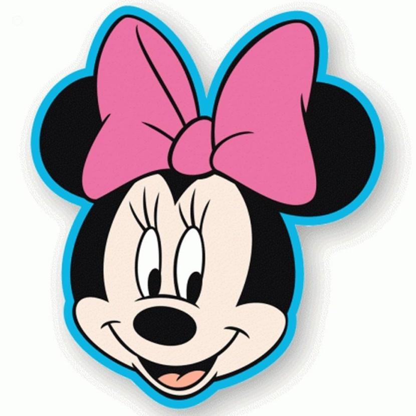 830x830 Minnie mouse head mickey mouse head minnie clip art
