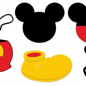300x300 Free Minnie Mouse Head Clipart Lazttweet