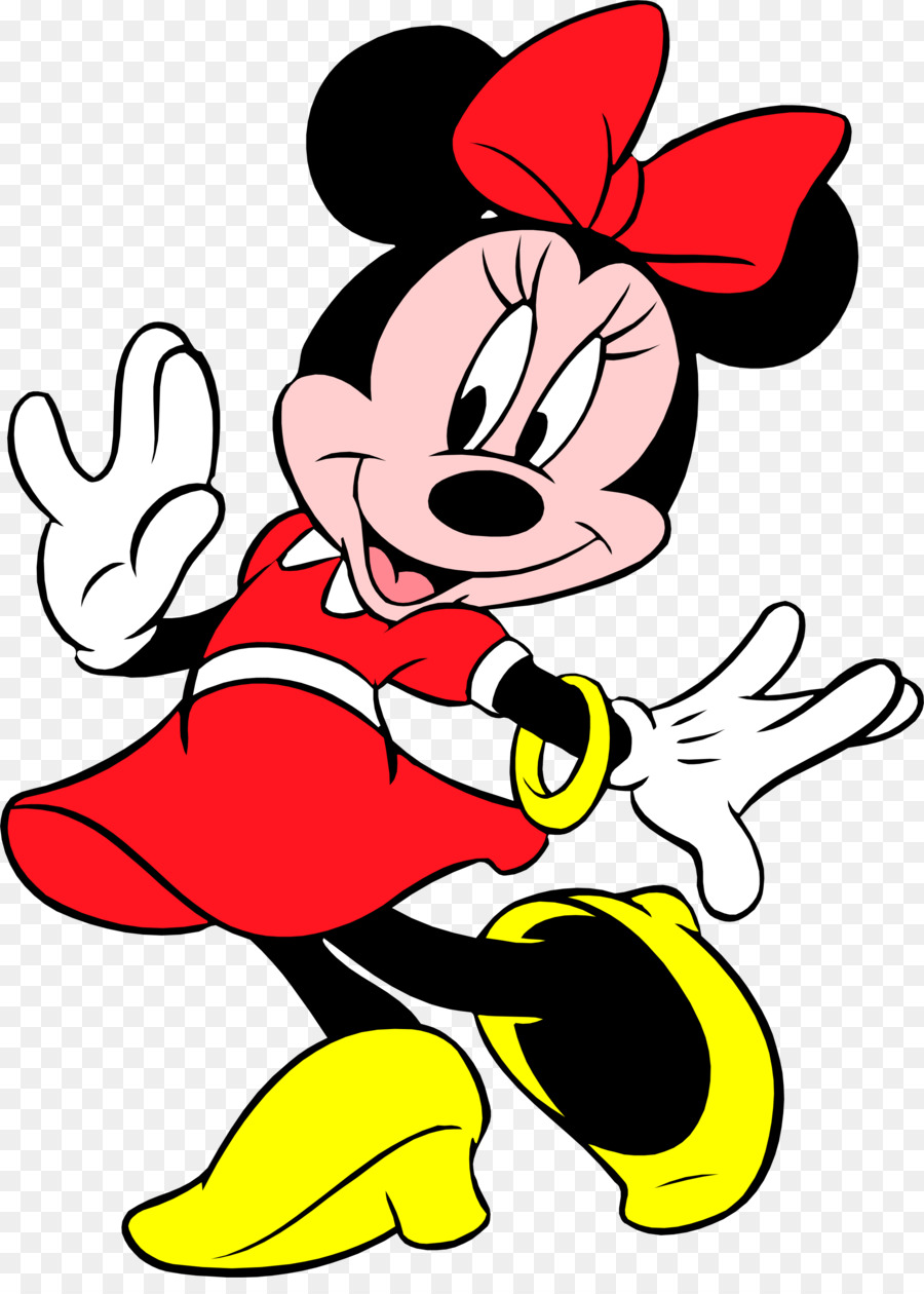 900x1260 Minnie Mouse Mickey Mouse Logo Clip Art