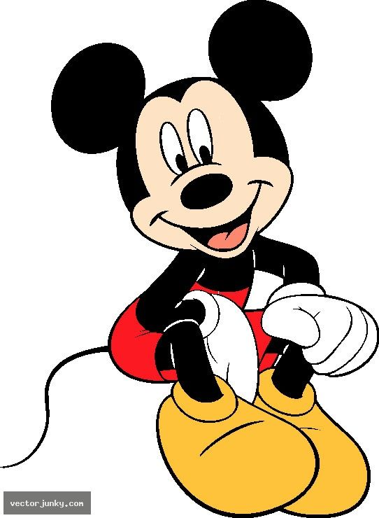 542x740 Mickey Mouse Santa Hat Clip Art Mickey Mouse Birthday