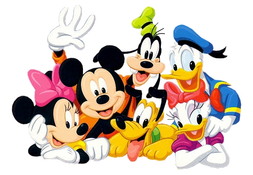 500x346 Mickey Mouse Clubhouse Clip Art Free Collection Download