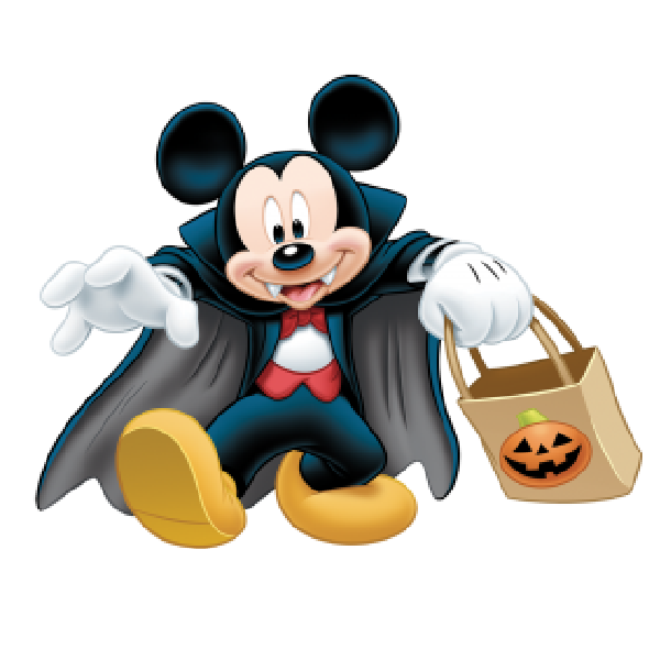 600x600 Mickey Mouse Halloween Clip Art Images Are Free To Copy For Your