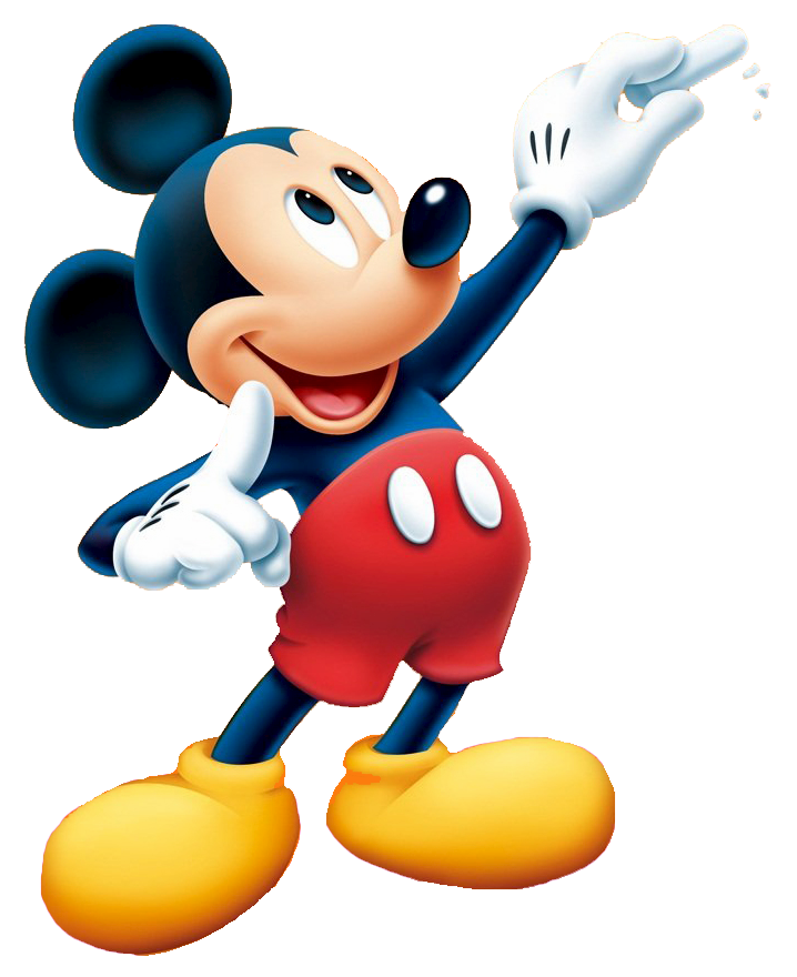 718x880 Mickey Mouse Clipart 3