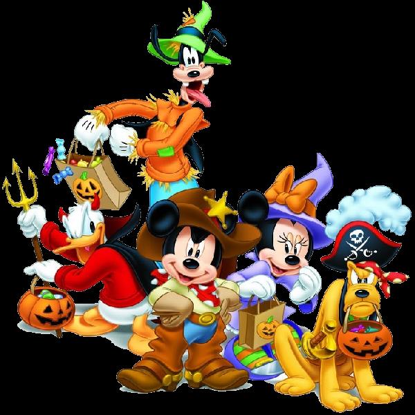 600x600 Disney Halloween Characters