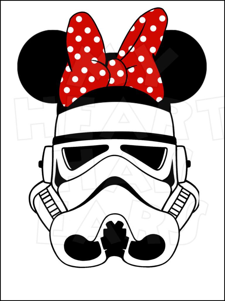 768x1024 Minnie Mouse Ear Clip Art Clipart Panda