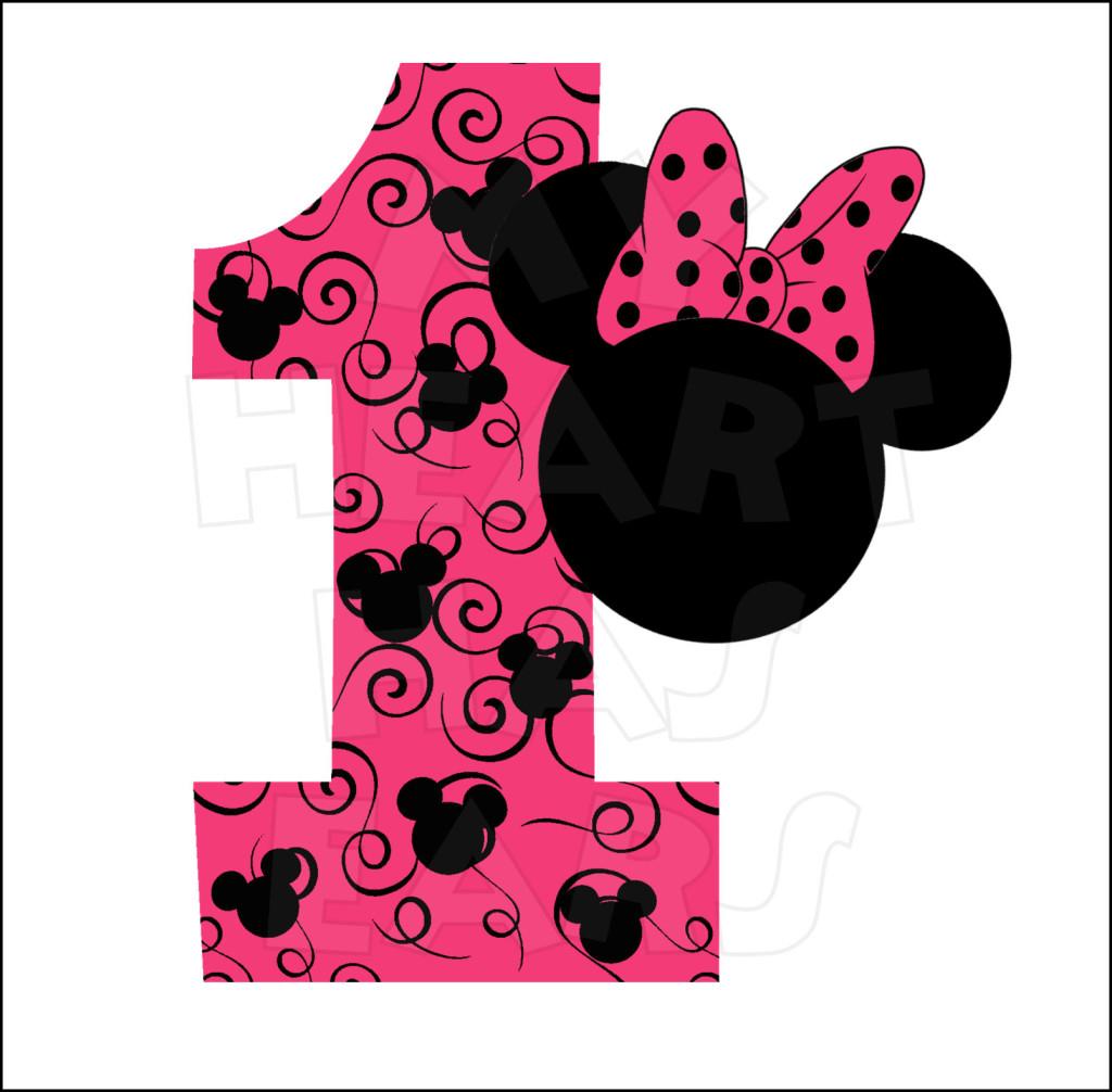 1024x1006 Minnie Mouse Head Clip Art Clipart Panda