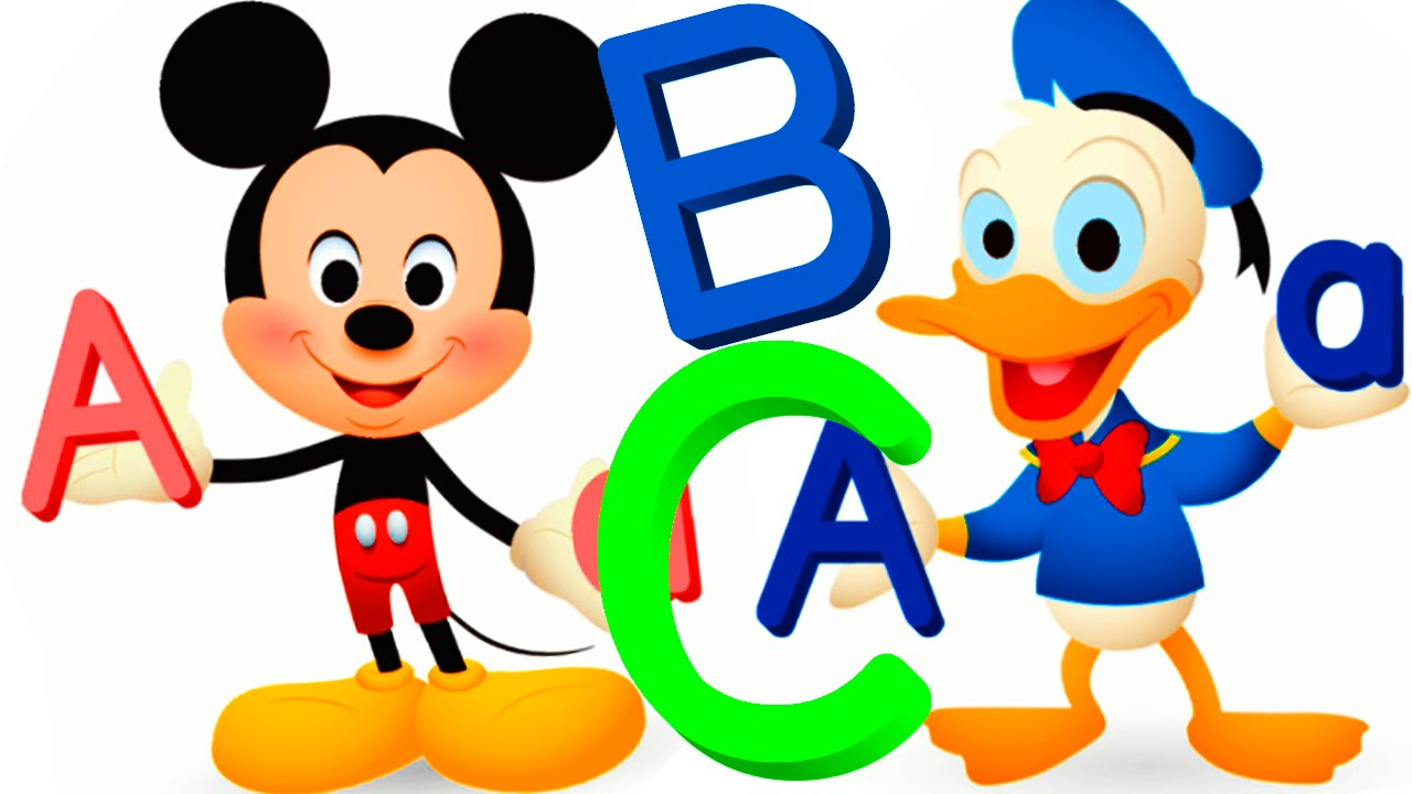 1280x720 Disney Buddies ABCs