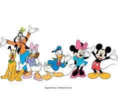 236x182 Mickey Mouse and Friends Clip Art Images 2 Disney Clip Art
