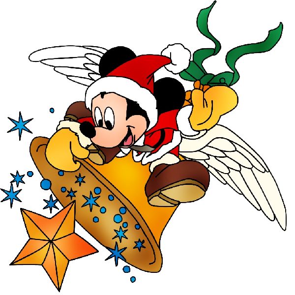 600x600 Mickey Mouse Xmas Clip Art Images. Click On Image To Enlarge Then