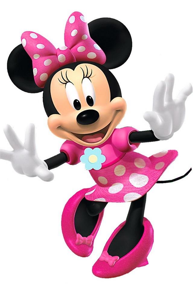 640x960 Top 93 Minnie Mouse Clip Art