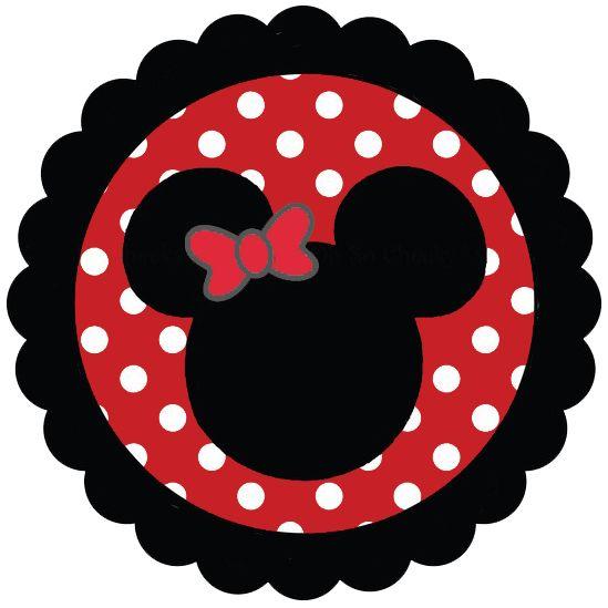549x549 Minnie Clip Art