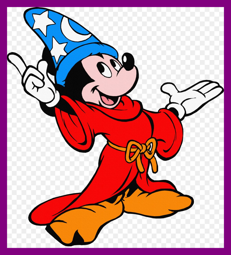 958x1058 Best Mickey Mouse Minnie Epic Sorcerer U Hat Clip Art Pict Of