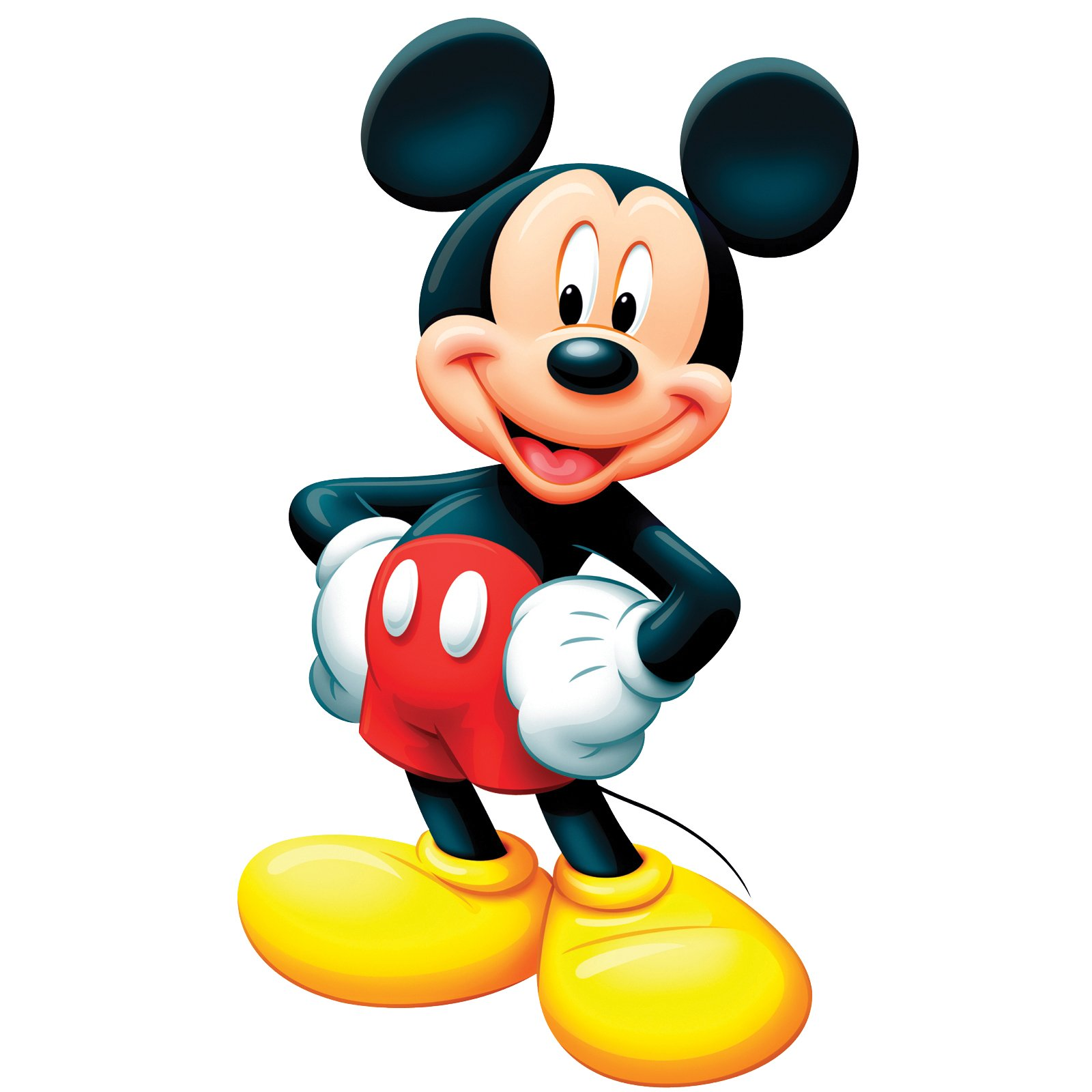 1600x1600 Mickey Mouse 1st Birthday Clip Art