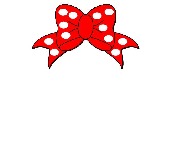 600x514 Minnie Mouse Ear Clip Art Clipart Panda