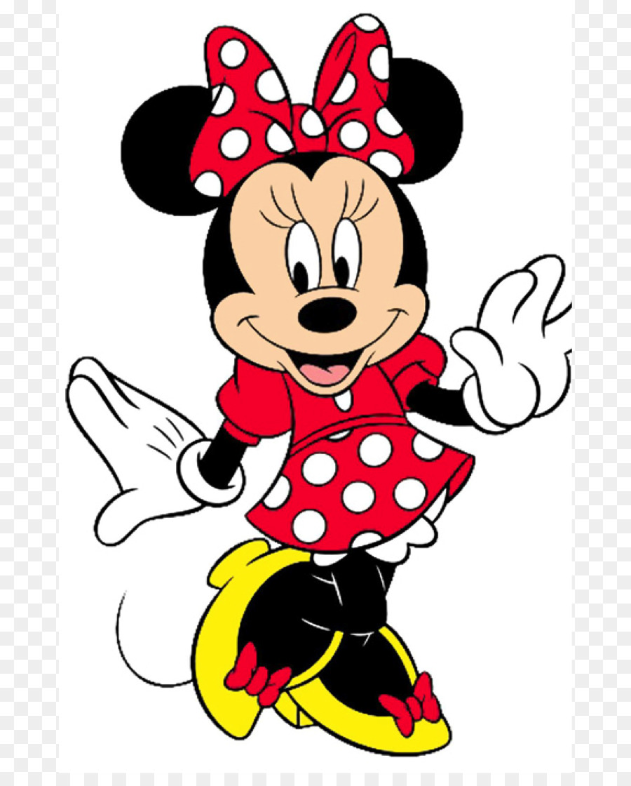 900x1120 Minnie Mouse Mickey Mouse Clip Art