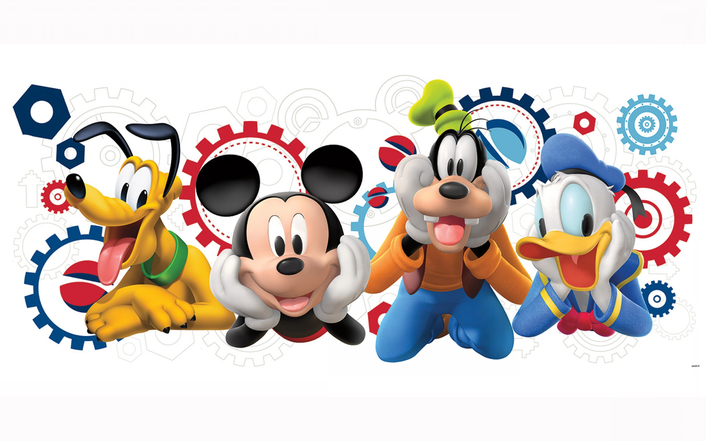 2304x1440 Mickey Mouse Clubhouse Clip Art Cartoon Mickey Mouse Clipart