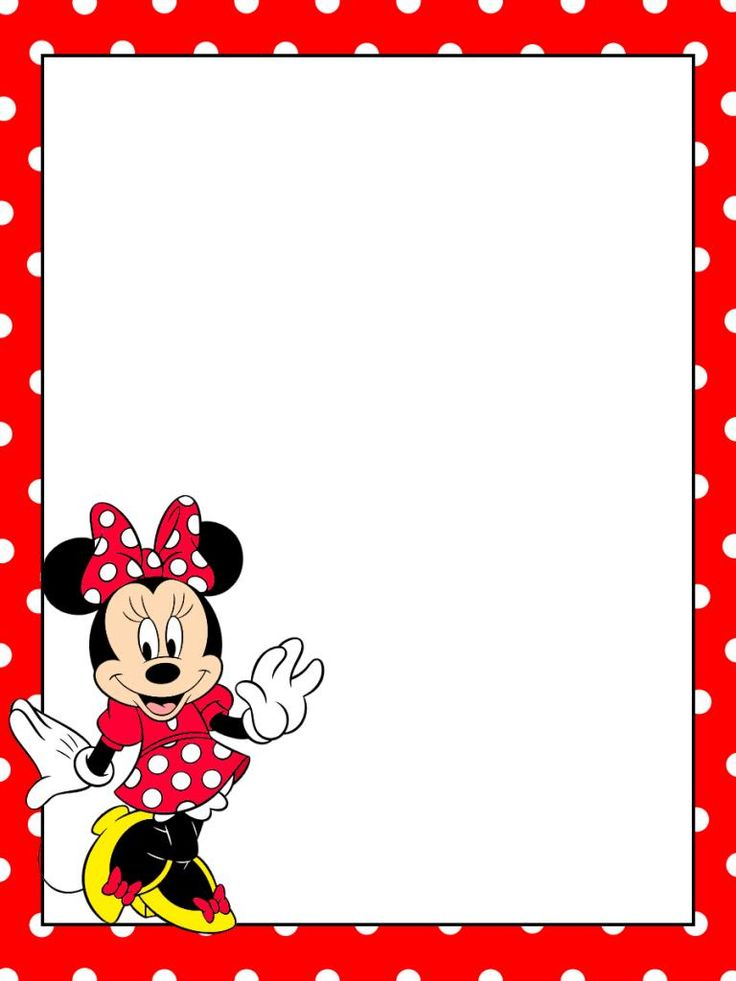 736x981 Mickey Mouse Clip Art Border Realistic Disney Border Clip Art 45