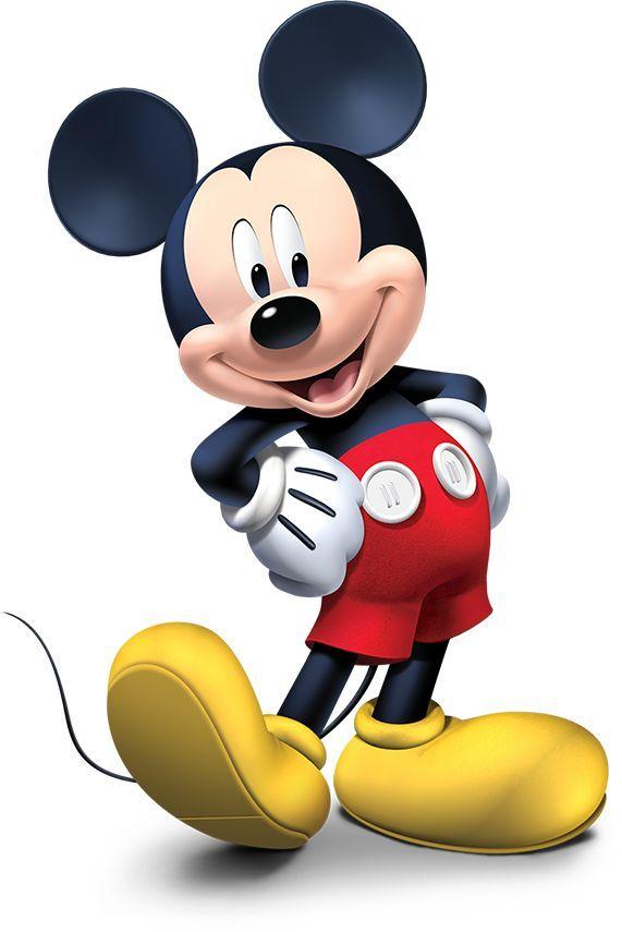 571x855 Mickey Personagens E Os Filmes De Que Eu Vi