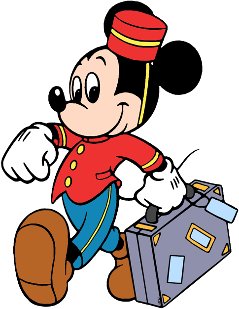 485x625 Mickey Mouse Clipart Free